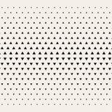 abrégez le fond Dessin géométrique Modèle noir géométrique abstrait de triangle de conception graphique illustration libre de droits