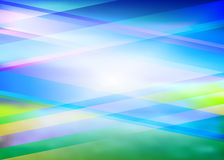 Abrégez le fond multicolore Illustration de Vecteur
