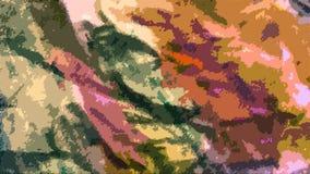 Abrégez le fond peint Effets liquides colorés Corrections grunges dispersées sur le fond Bon pour : Art de mur, cartes, décor illustration libre de droits