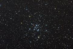 Abra el cúmulo de estrellas Fotos de archivo libres de regalías