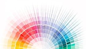 Abra el catálogo de los colores de la muestra del pantone imágenes de archivo libres de regalías