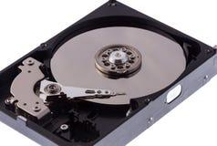 Abra el driwe duro del ordenador Fotografía de archivo