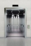 Abra el elevador Fotos de archivo