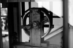 Abra el elevador Fotos de archivo libres de regalías