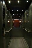 Abra el elevador Foto de archivo libre de regalías