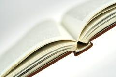 Abra el libro Imagen de archivo libre de regalías