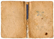 Abra el libro 3 Fotografía de archivo