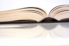 Abra el libro Fotos de archivo