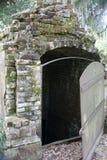 Abra el mausoleo Fotografía de archivo libre de regalías