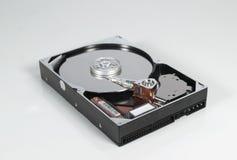Abra el mecanismo impulsor duro Imagenes de archivo