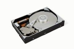 Abra el mecanismo impulsor duro Foto de archivo