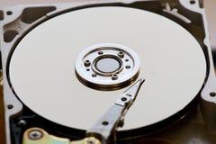 Abra el mecanismo impulsor duro Fotografía de archivo libre de regalías