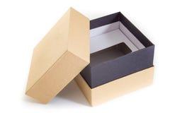 Abra el rectángulo aislado Imágenes de archivo libres de regalías