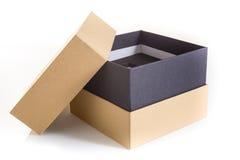 Abra el rectángulo aislado Fotografía de archivo libre de regalías