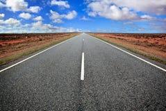 Abra a estrada