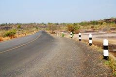 Abra a estrada Imagem de Stock