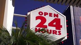 Abra 24 horas de muestra LOS ÁNGELES metrajes