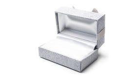 Abra la caja de regalo Imagen de archivo libre de regalías