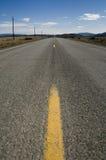 Abra la carretera Fotos de archivo