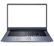 Abra la computadora portátil ilustración del vector