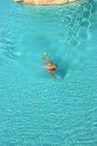 Abra la piscina Imagenes de archivo