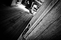 Abra la puerta Imagenes de archivo