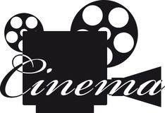 Abra la tablilla de la película de Digitaces Imagen de archivo