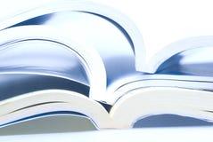Abra livros Foto de Stock Royalty Free