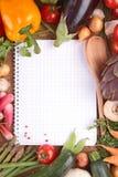 Vegetais crus foto de stock royalty free