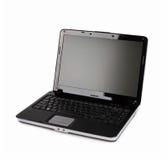 Abra o computador portátil Imagens de Stock