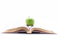 Abra o livro 1 Fotografia de Stock Royalty Free