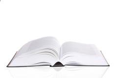 Abra o livro Imagens de Stock