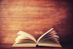 Abra o livro. Imagem de Stock Royalty Free