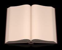 Abra o livro Imagem de Stock Royalty Free