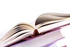 Abra o livro Foto de Stock Royalty Free