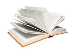 Abra o livro. fotos de stock royalty free