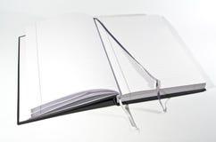 Abra o livro com endereços da Internet Imagens de Stock