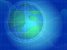 abract例证互联网万维网 向量例证