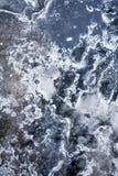 abract backgound,冰照片在一个冬日 图库摄影