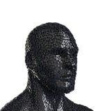 abraction głowa Obrazy Stock