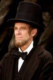 Abraham Λίνκολν Στοκ εικόνες με δικαίωμα ελεύθερης χρήσης