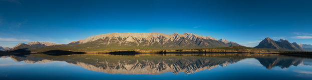 Abraham Lake Stock Images