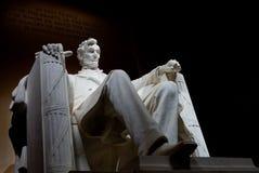 Abraham Lincoln纪念品 库存照片