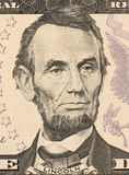 abraham Lincoln Obraz Royalty Free
