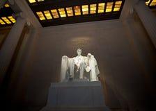 Abraham Lincoln Stockbild