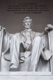 Abraham Lincoln Fotos de Stock Royalty Free
