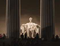 Abraham Lincoln Stockfoto