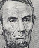 Abraham Lincoln Arkivbild