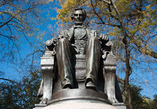 Abraham Lincoln Royaltyfria Bilder