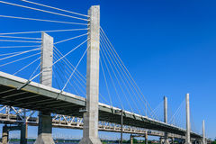 Abraham Lincoln Bridge Royalty Free Stock Photography